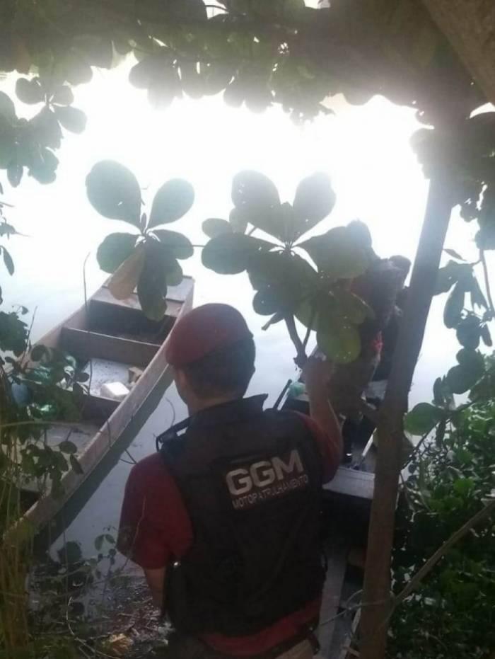 Guardas municipais prendem três homens por furto de materiais no Parque dos Atletas