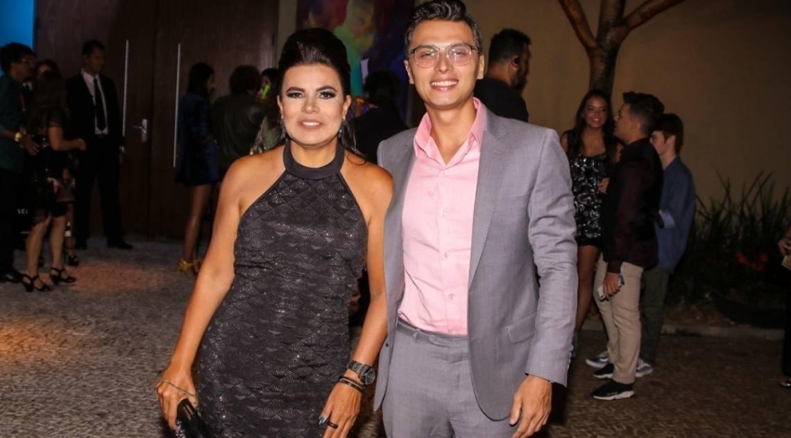 Mara Maravilha e o namorado, Gabriel Torres