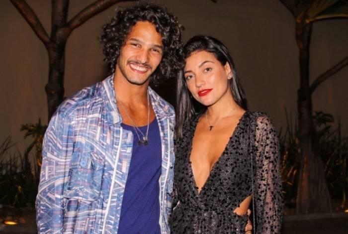 João Zoli e Gabi Prado