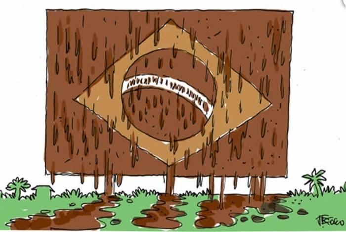 Cartunistas lançam exposição virtual sobre Brumadinho