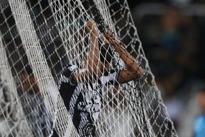 Campeonato Carioca - Botafogo x Resende se enfrentam pela 4 rodada do Campeonato Carioca 2019 no Estdio Engenhao. Foto: Daniel Castelo Branco / Agencia O Dia