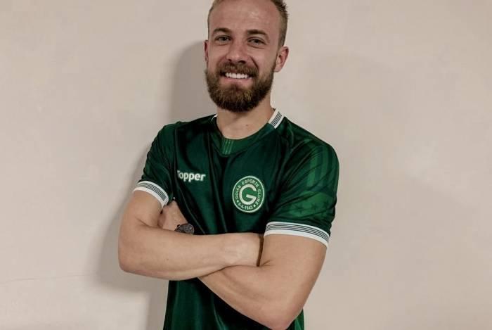 Marcelo Hermes é o novo reforço do Goiás