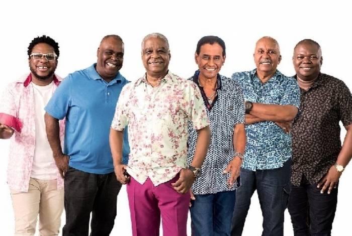 Grupo de samba Fundo de Quintal