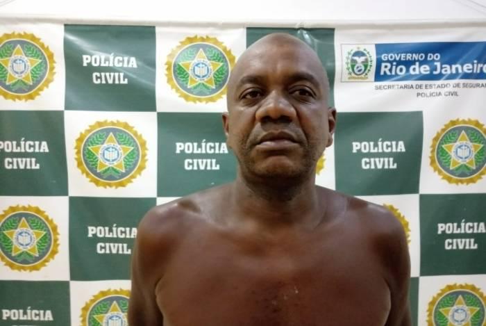 André Luiz da Silva, preso preventivamente suspeito de matar fotógrafo em 2010