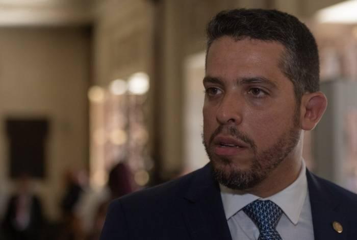Deputado estadual Rodrigo Amorim (PSL)