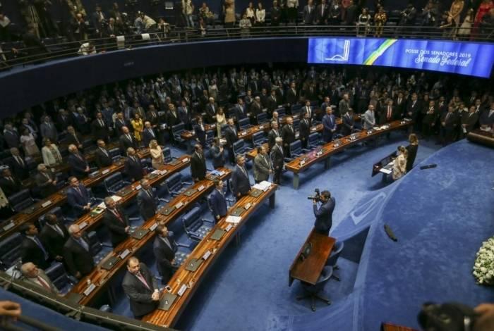 Senadores manifestam preocupação com a relação entre o governo e o Congresso