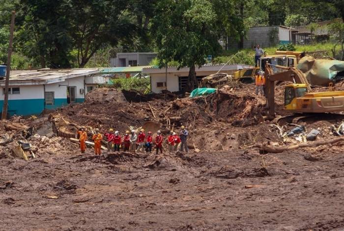 Tragédia em Brumadinho, Minas Gerais, deixou mais de 200 mortos