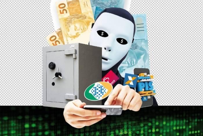 Fraudadores usam logomarcas de órgãos oficiais para enganar usuários via WhatsApp