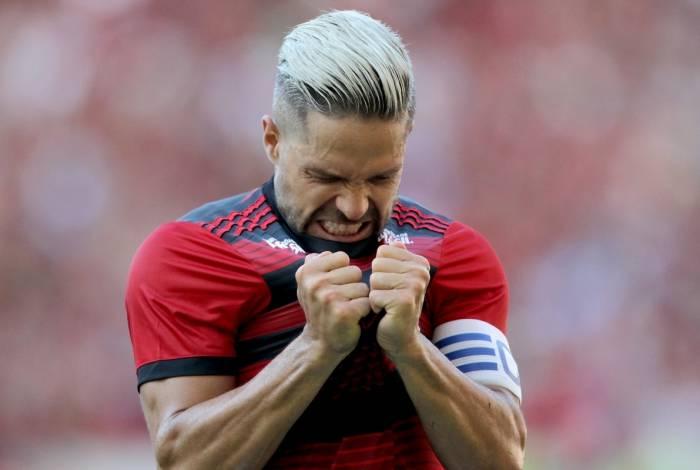 Diego não repete em 2019 o desempenho de temporadas anteriores