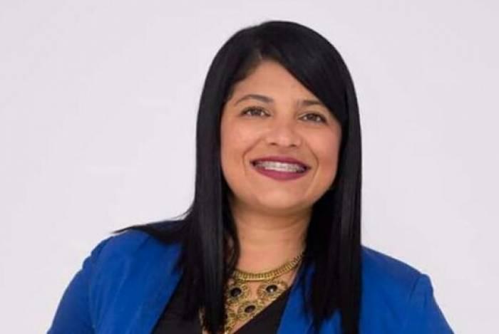 A deputada estadual Alana Passos, do PSL
