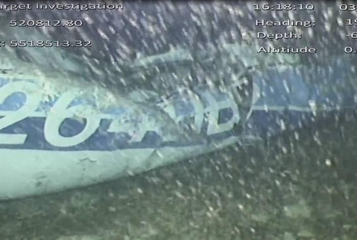 Corpo é encontrado em destroços do avião de Emiliano Sala