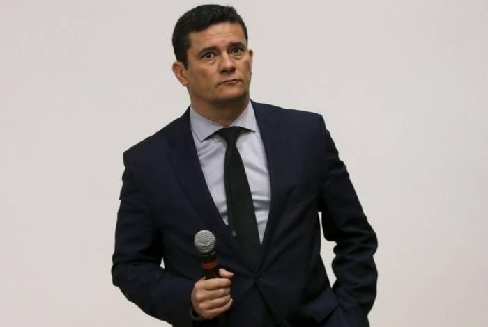 Discussão do pacote anticrime do ministro da Justiça e Segurança Pública, Sergio Moro, deve ficar para o segundo semestre