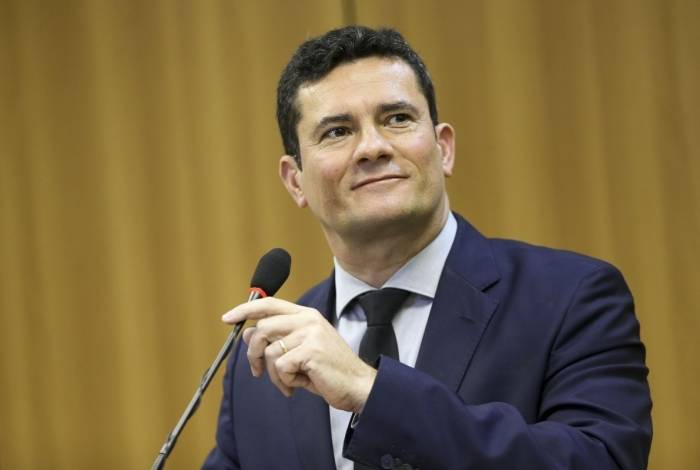 Ministro da Justiça e Segurança, Sérgio Moro