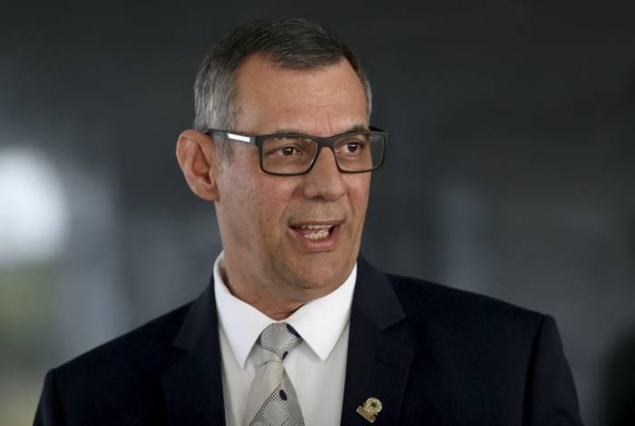 O porta-voz da Presidência da República, general Otávio do Rêgo Barros
