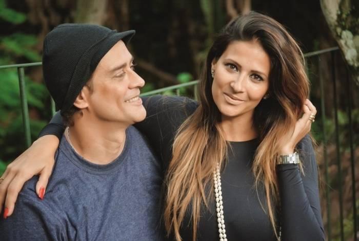 Marcello Antony e Carolina Villar