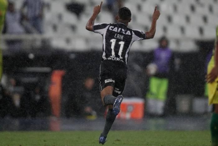 Botafogo venceu