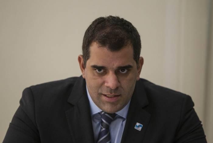 Lucas Tristão é secretário estadual de Desenvolvimento Econômico