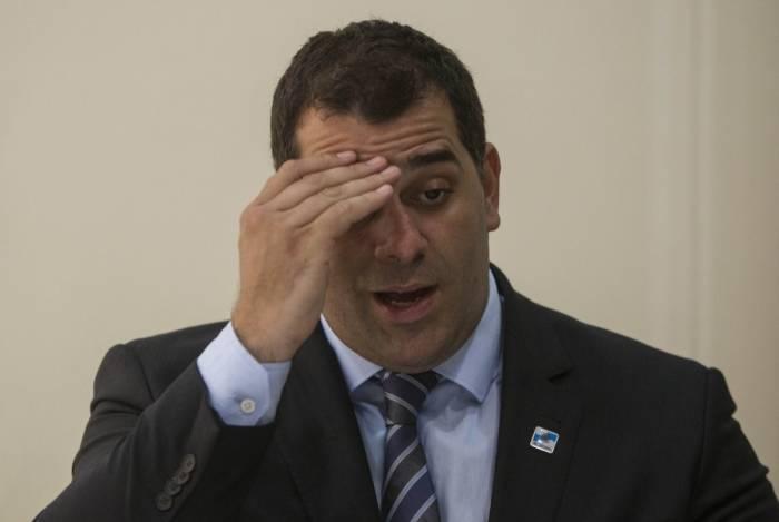 Lucas Tristão, secretário de Desenvolvimento Econômico