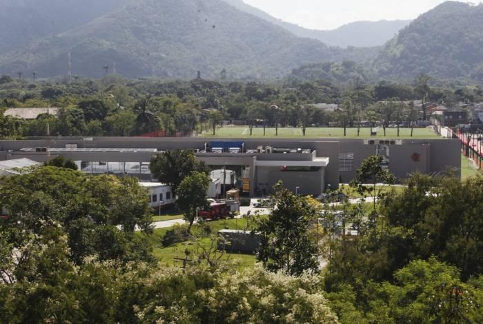 Ninho do Urubu - Centro de Treinamento (CT) do Flamengo