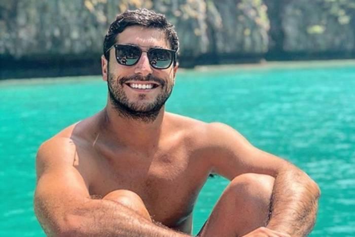 Thiago Magalhães, ex-marido de Anitta