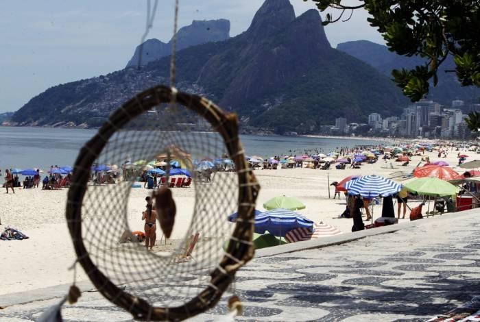 O tempo começa a mudar no Rio nesta terça