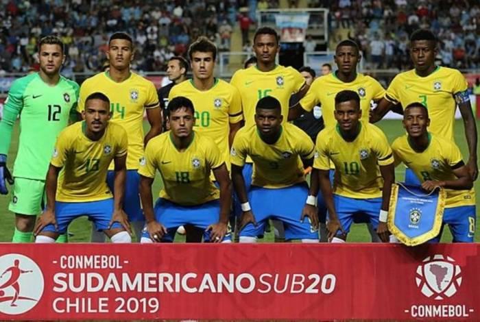 Seleção Brasileira venceu a Argentina