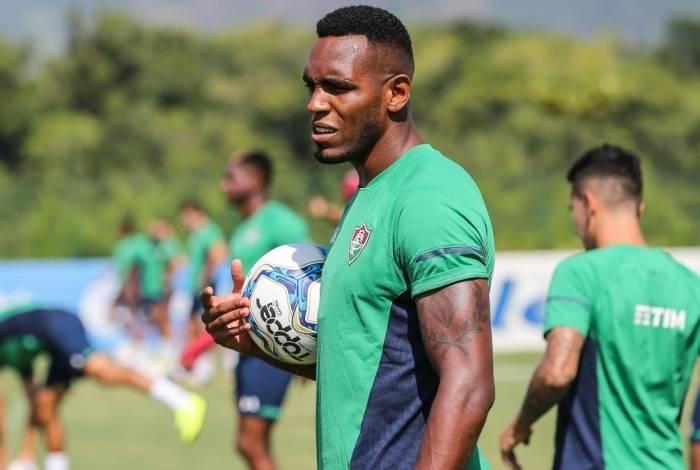 O zagueiro Digão só disputou dois jogos em 2019, devido a uma lesão