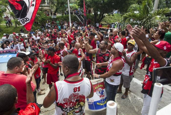 Flamengo prepara uma série de homenagens às vítimas da tragédia no Ninho do Urubu