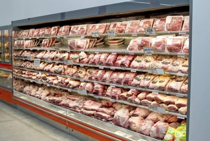 Supermercado Cristal está com promoção de carne