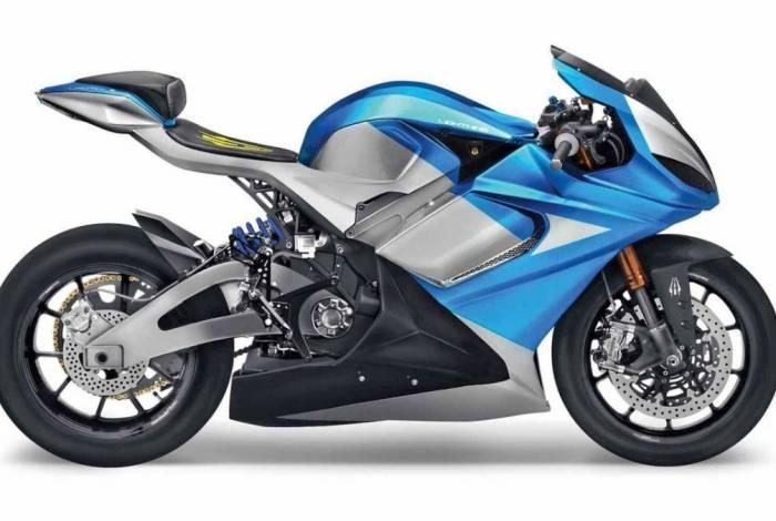 A LS-2018 é a moto elétrica mais rápida do mundo