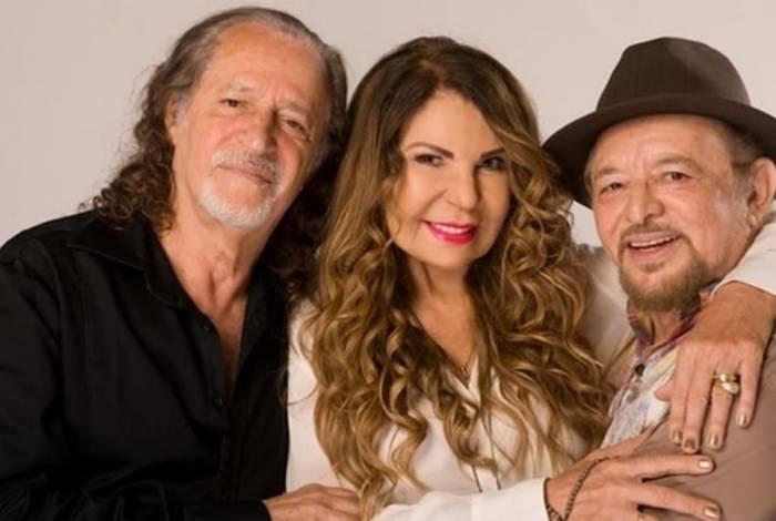 Espetáculo reúne Alceu Valença, Elba Ramalho e Geraldo Azevedo