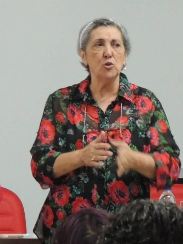Maria Machado Cota: aposentada recebeu ligações oferendo empréstimo