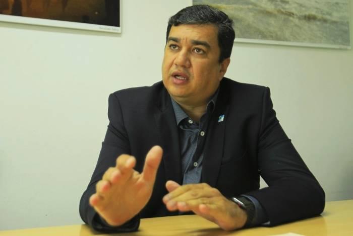 Secretário de Estado de Ciência,Tecnologia e Inovação, Leonardo Rodrigues