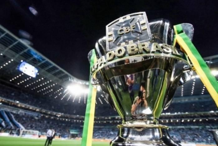 Quem conquistar a Copa do Brasil, além de garantir vaga na Libertadores, embolsará cerca de R$ 70 milhões