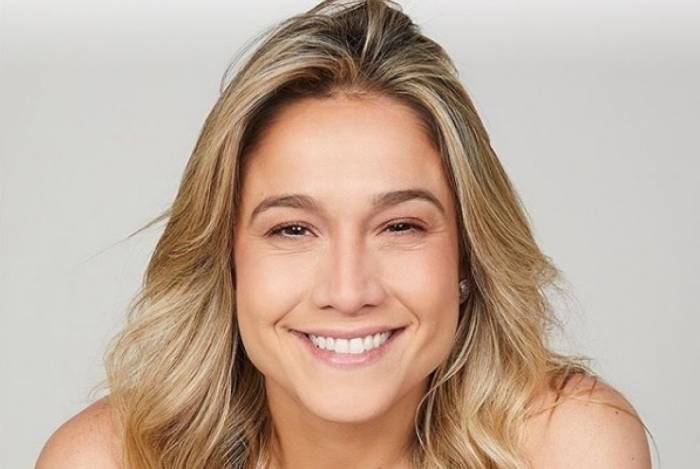 Jornalista Fernanda Gentil