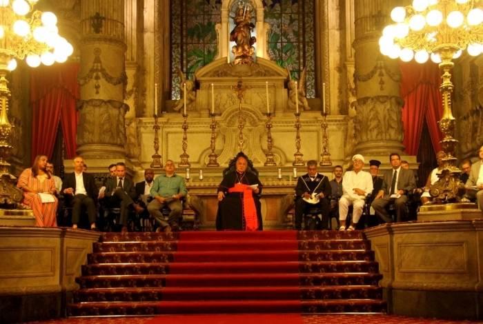 Ato na Candelária lembra vítimas de tragédias recentes no país