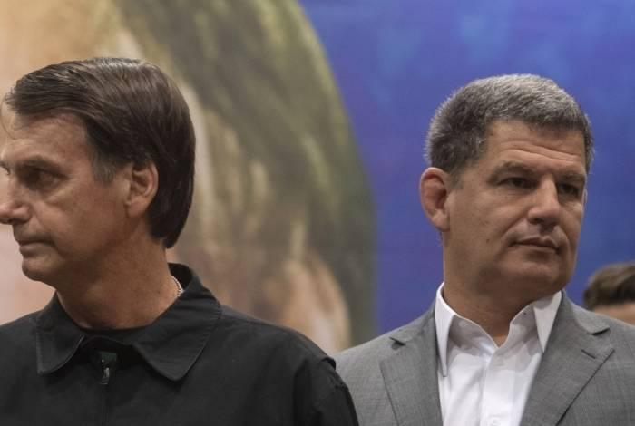 Gustavo Bebianno é o primeiro ministro do governo Bolsonaro a ser exonerado do cargo