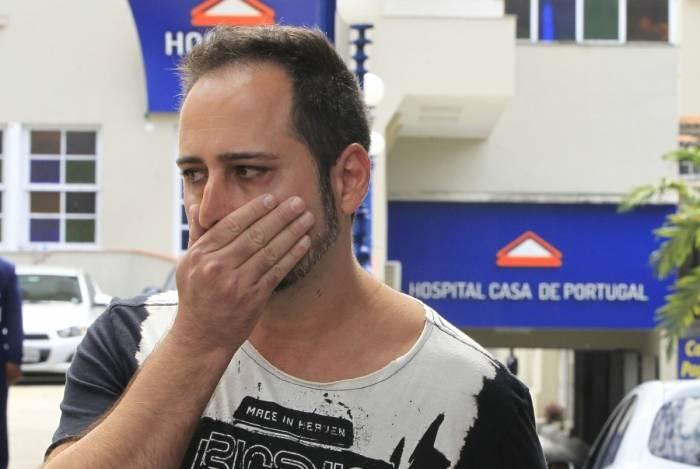 Rogério Perez, irmão de Elaine Perez Caparroz