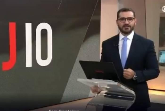 Marcelo Cosme cometeu uma gafe ao falar da partida do Palmeiras
