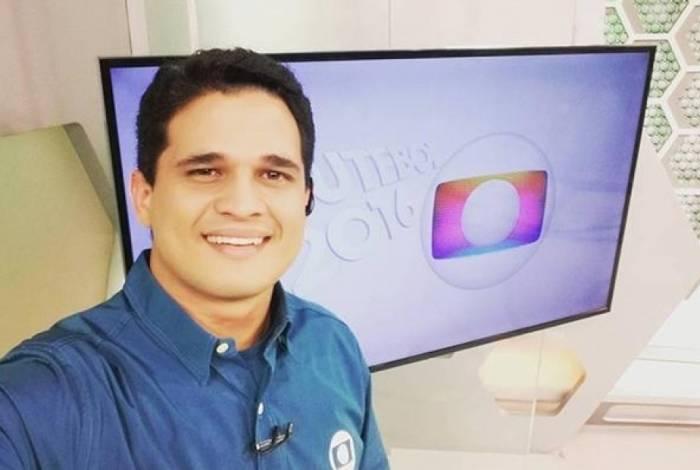 Kaio Cézar pediu demissão ao vivo durante o 'Globo Esporte'