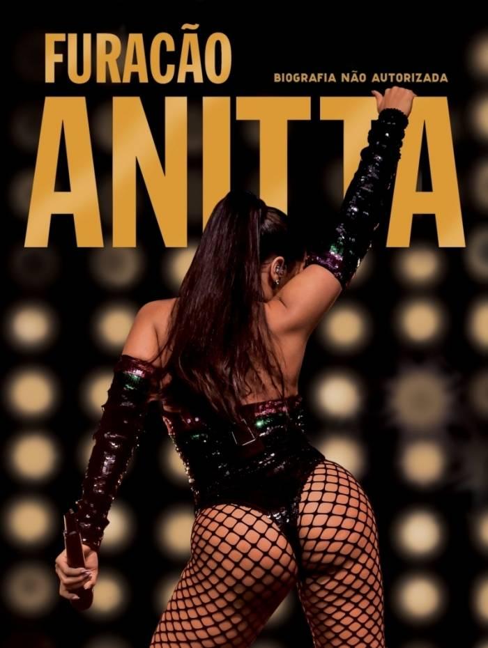 Livro de Anitta chega às livrarias no dia 30 de março