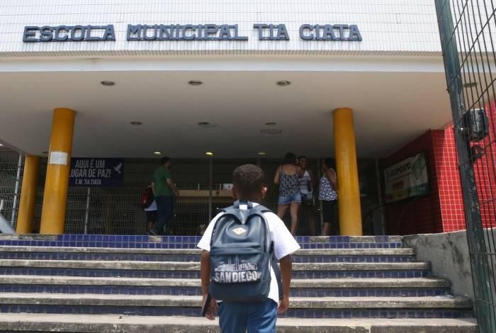 Escola Municipal Tia Ciata