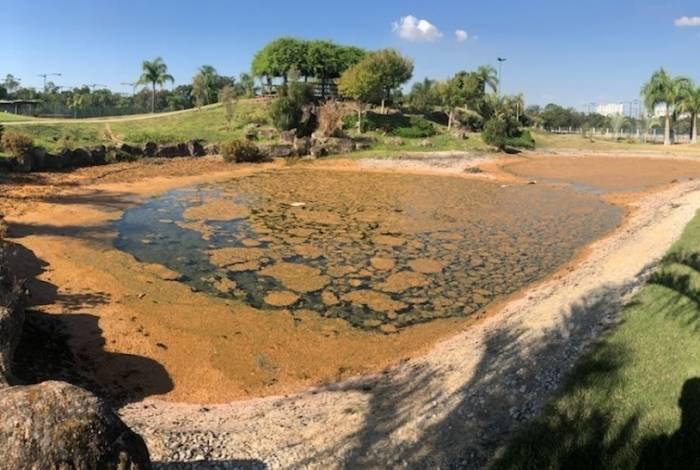 Lago em São José dos Campos (SP) foi despoluído por tecnologia da O2eco, que utiliza reprodução de bactérias para limpeza da água
