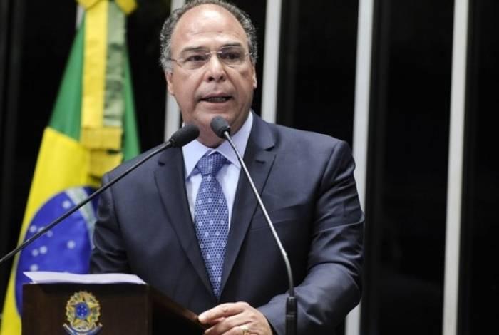 Líder do governo no Senado, Fernando Bezerra Coelho