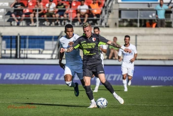 Adryan, ex-Flamengo, hoje defende o Sion, da Suíça