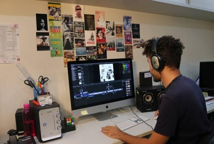 O último módulo será prático, com a montagem dos filmes a partir dos roteiros criados pelos professores