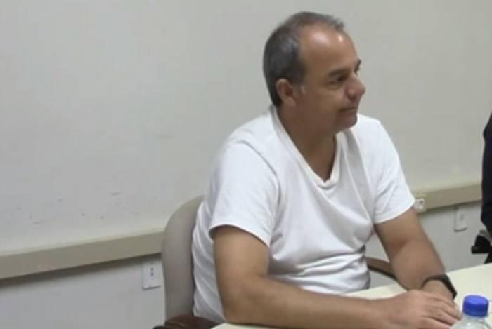 Ex-governador preso na Lava Jato