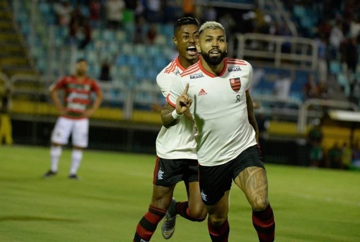 Flamengo investiu para conquistar a Libertadores.