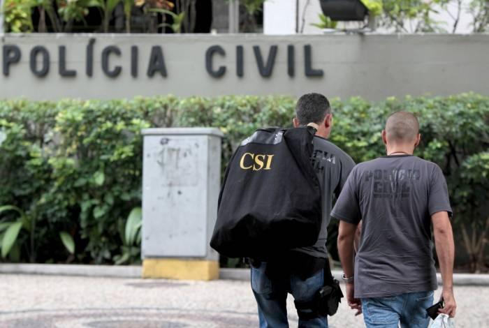 Agentes da Polícia Civil exercem atividade essencial à população e serviço não pode ser interrompido