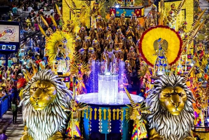 Paraíso do Tuiuti foi a escola vencedora do Tamborim de Ouro 2018